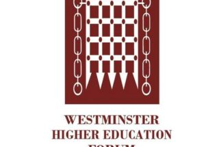 Westminster Forum Higher Education – 29th April 2015
