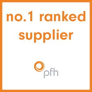 pfh no 1 ranked supplier