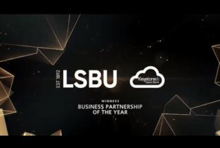 Keystone wins Business Partnership of the Year Award